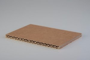 5-layer corrugated cardboard sheets