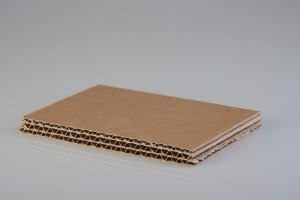 7-layer corrugated cardboard sheets