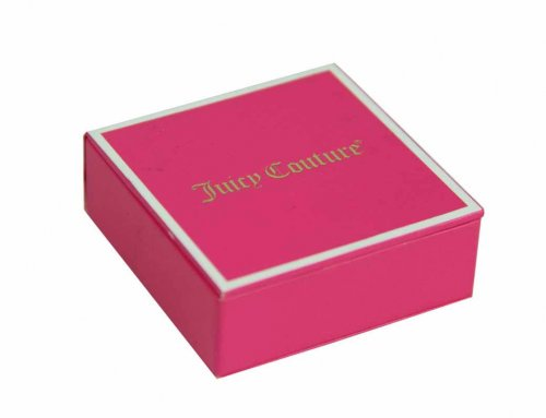 Juicy Couture Box with embossing