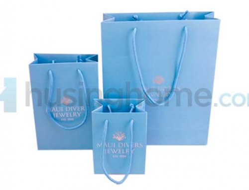 Maul Divers Jewelry Pearl Paper Bag