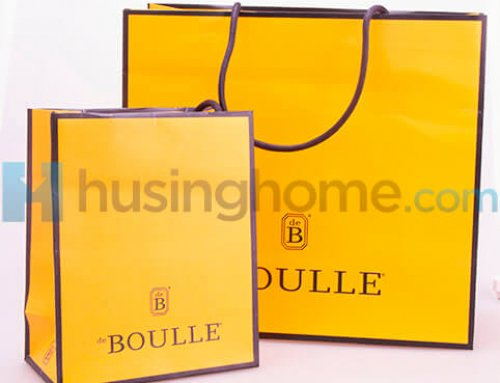 de Boulle Jewelry Shopping Bag